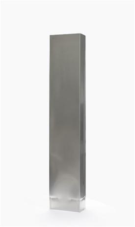 Прямоугольная труба для дымохода фото